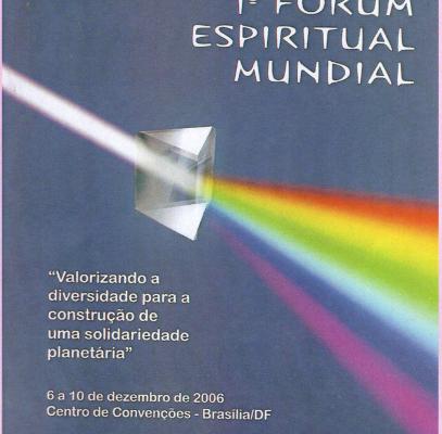 Participação no evento em Brasília-DF