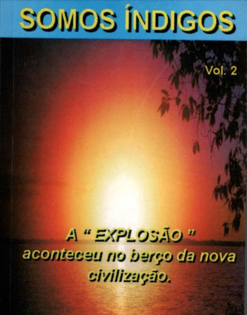 Lançou livro Somos Índigos Vol.2